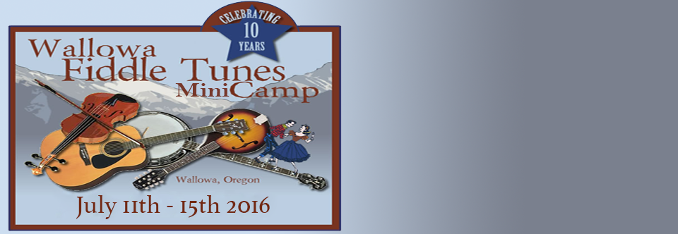 Fiddle Tunes Mini Camp 2016