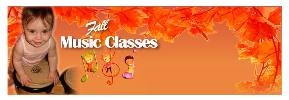 Music Class Schedule